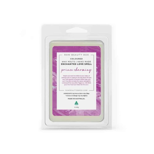 Enchanted Love Spell - Wax Melts (Coloured)